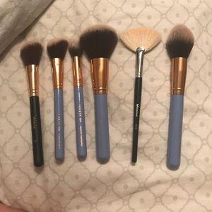 Luxury Face Brush Set